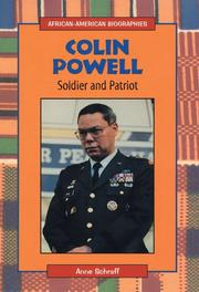 COLIN POWELL by Anne Schraff