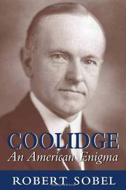 Cover art for COOLIDGE