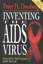 Book Cover for INVENTING THE AIDS VIRUS