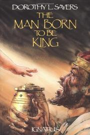 Cover art for THE MAN BORN TO BE KING