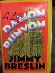 DAMON RUNYON by Jimmy Breslin