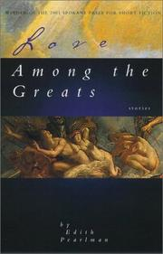 Book Cover for LOVE AMONG THE GREATS