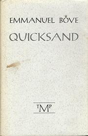 QUICKSAND by Emmanuel Bove