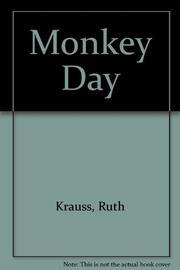 MONKEY DAY by Phyllis Rowand