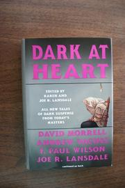 DARK AT HEART by Karen Lansdale