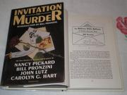 INVITATION TO MURDER by Ed Gorman