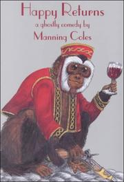 HAPPY RETURNS by Manning Coles