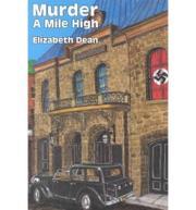 MURDER A MILE HIGH by Elizabeth Dean