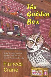 THE GOLDEN BOX by Frances Crane