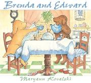 BRENDA AND EDWARD by Maryann Kovalski