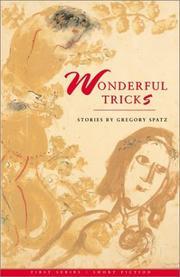 WONDERFUL TRICKS by Gregory Spatz