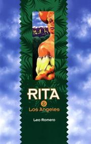 Book Cover for RITA AND LOS ANGELES