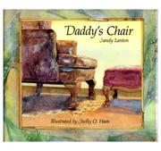 Cover art for DADDY'S CHAIR