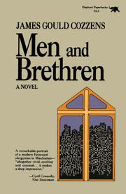 MEN AND BRETHREN by James Gould Cozzens