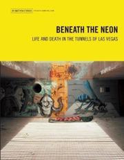 BENEATH THE NEON by Matthew O'Brien