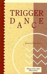 TRIGGER DANCE by Diane Glancy