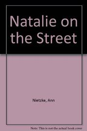 NATALIE ON THE STREET by Ann Nietzke