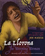 Cover art for LA LLORONA/THE WEEPING WOMAN
