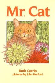 Cover art for MISTER CAT