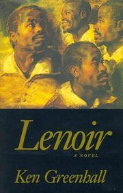 LENOIR by Ken Greenhall