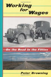 WORKING FOR WAGES by Peter Browning