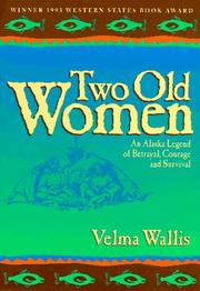 Cover art for TWO OLD WOMEN