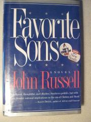 THE FAVORITE SONS by John Russell