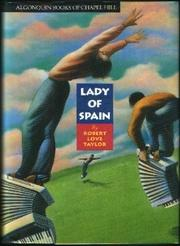 LADY OF SPAIN by Robert Love Taylor