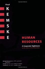 HUMAN RESOURCES by Floyd Kemske