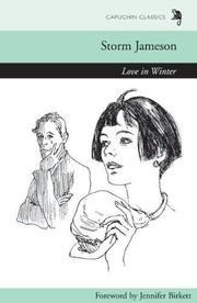 LOVE IN WINTER by Storm Jameson