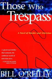 Cover art for THOSE WHO TRESPASS