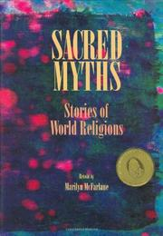 SACRED MYTHS by Marilyn McFarlane