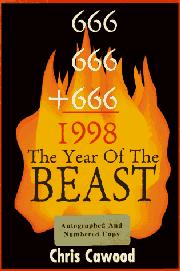 1998: THE YEAR OF THE BEAST by Chris Cawood