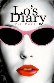 LO'S DIARY by Pia Pera