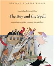 Cover art for THE BOY AND THE SPELL