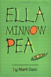Cover art for ELLA MINNOW PEA