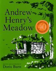 ANDREW HENRY'S MEADOW by Doris Burn