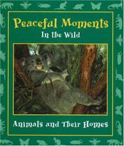 Cover art for PEACEFUL MOMENTS IN THE WILD