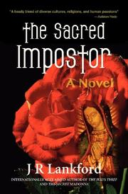 Book Cover for THE SACRED IMPOSTOR
