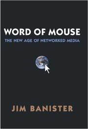 Book Cover for WORD OF MOUSE