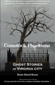 COMSTOCK PHANTOMS by Brian David Bruns