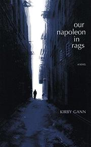 Cover art for OUR NAPOLEON IN RAGS
