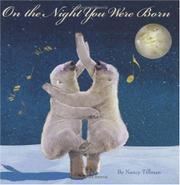 Book Cover for ON THE NIGHT YOU WERE BORN