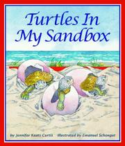 TURTLES IN MY SANDBOX by Jennifer Keats Curtis
