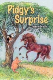 PIDGY'S SURPRISE by Jeanne Mellin