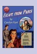 ESCAPE FROM PARIS by Carolyn G. Hart
