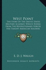 WEST POINT by E.D.J. Waugh