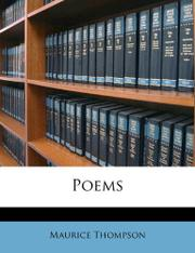 POEMS by Dunstan Thompson