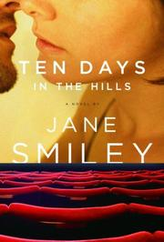 Cover art for TEN DAYS IN THE HILLS