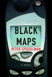 Book Cover for BLACK MAPS